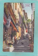 Old Small Postcard Of Bellagio,Lago Di Como, Lombardy, Italy,R55. - Italy