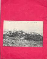 GUERRE  1914-  Débris Du Super Zeppelin L Z 77 Abattu à BRABANT LE ROI Le 21 Février 1916 - BARA1  - - Guerre 1914-18