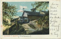 Convento Di Bigorio - TI Tessin