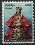 Vatican - Vatikanstadt 1970 Y&T N°514 - Michel N°573 (o) - 55l Jésus De L'ile De Cebu - Oblitérés