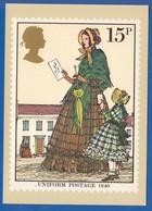 Post; Uniform Postage Von Rowland Hill - Post & Briefboten