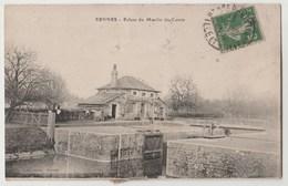 CPA RENNES Ecluse Du Moulin Du Comte - Rennes