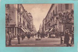 Old Small Postcard Of Bari, Apulia, Italy ,R56. - Italy