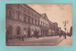 Old Small Postcard Of Bari, Apulia, Italy ,R56. - Italia