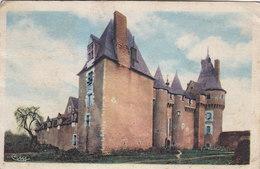 (n) Fougères Sur Bièvre - Le Chateau - Donjon - France