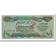 Billet, Iraq, 25 Dinars, 1981, KM:72, NEUF - Iraq