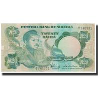 Billet, Nigéria, 20 Naira, Undated 2005, KM:26c, TTB - Nigeria