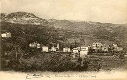 Corse Moretti Environs De Bastia Cardo - France
