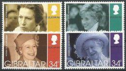 GIBRALTAR 1996 Mi-Nr. 755/58 ** MNH - CEPT - Gibraltar