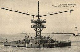 LA PALLICE ROCHELLE CAISSON DE ROCHEBONNE - La Rochelle