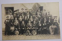 CPA St Saint Ouen L'Aumone - Orchestre Classe 1912 - NAS03 - Saint-Ouen-l'Aumône