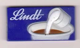 """Magnet Aimant  """" LINDT """" Chocolat Lait  _Dma13 - Advertising"""
