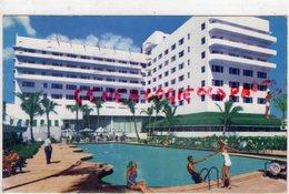 ETATS UNIS - MIAMI BEACH- FLORIDA- OCEAN FRONT - HOTEL SANS SOUCI - 1953 PISCINE - Miami Beach