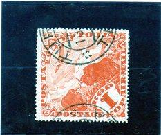 B - 1934 Touva - Bisonti - Tuva