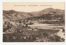 07 Les Olliêres, Le Pont Et Les Usines (2605) L300 - Other Municipalities