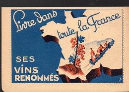 Port-Vendres (66 Pyrénées Orientales) Carte Lettre CAVES ST GEORGES (PPP12466) - Publicités