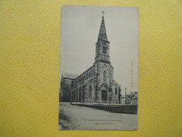 LA ROCHE BERNARD. L'Eglise Saint Michel. - La Roche-Bernard