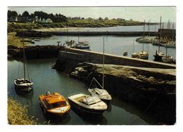 56 St Gildas De Rhuys Vers Sarzeau N°1 Port Maria Bateaux En 1978 - Sarzeau