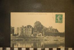 CP, 91, Ris Orangis, RIS ORANGIS , Chateau De La Borde - Ris Orangis