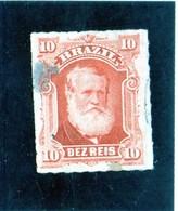 B - 1878 Brasile - L'Imperatore Dom Pedro II - Used Stamps