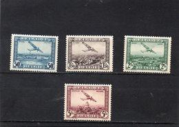 BELGIQUE 1930 * 4 VAL. - Belgium