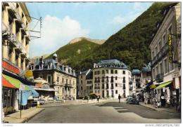 D65  CAUTERETS  Place Georges Clemenceau  ..... - Cauterets