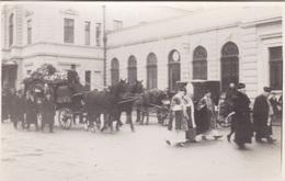 Alte Ansichtskarte Aus Mährisch-Schönberg (Šumperk) -Trauerzug- - Böhmen Und Mähren