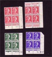 !!!... Lot De Coins Datés ** Voir Scan - 1955- Marianne Van Muller