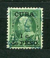 US Besetzung Puerto Principe Nr.17         O  Used        (573) - Cuba