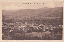 Cp ,19 , BEAULIEU , Vue Générale - France