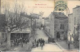 CPA - THUIR - Avenue De Perpignan. - Altri Comuni