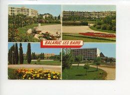 Cp - Multivues - Ballaruc Les Bains - Carte Voyagee - Francia