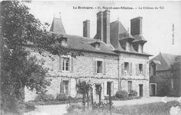 ¤¤  -   NOYAL-sur-VILAINE   -  Le Chateau Du Val     -  ¤¤ - Altri Comuni