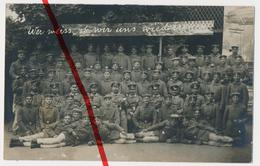 PostCard - Original Foto - Darmstadt - August 1915 - Soldaten Auf Übungsplatz - Darmstadt