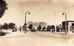V14208 Cpsm 92 Courbevoie - Ile De La Jatte, Pont De Courbevoie - Courbevoie