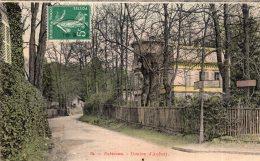 V14240 Cpa 92 Robinson -  Donjon D'Aulnay - Francia