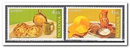Moldavië 2005, Postfris MNH, Europe, Cept, Food - Moldavië