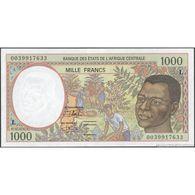 TWN - GABON (C.A.S.) 402Lg - 1000 1.000 Francs 2000 UNC - Gabon