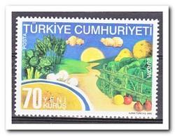 Turkije 2005, Postfris MNH, Europe, Cept, Food - 1921-... Republiek