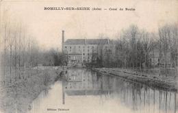 ¤¤  -   ROMILLY-sur-SEINE   -  Canal Du Moulin    -  ¤¤ - Romilly-sur-Seine