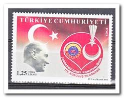 Turkije 2014, Postfris MNH - 1921-... Republiek