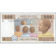 TWN - GABON (C.A.S.) 406Ac6 - 500 Francs 2002 (2015) UNC - Gabon