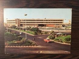 AK  SAUDI ARABIA  JEDDAH  INTERNATIONAL AIRPORT AND PILGRIMS LODGINGS - Arabie Saoudite