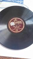 Columbia  -   WB 3891  - C.Q 464 -  Ines Talamo - 78 Rpm - Gramophone Records