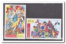Moldavië 2006, Postfris MNH, Europe, Cept, Music - Moldavië