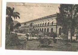 CPA, Trinitad ,The Colonial Hospital Port Of Spain . B.W.I. , Ed. Marshall & Co. 1916 - Trinidad
