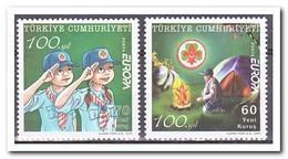 Turkije 2007, Postfris MNH, Europe, Cept, Scouting - 1921-... Republiek