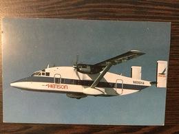 AK  AIRPLANE  HENSON AIRLINES  THE PIEDMONT REGIONAL AIRLINE  SHORT SD3-30  N896HA - 1946-....: Moderne