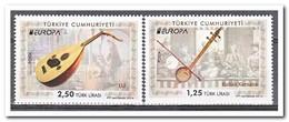 Turkije 2014, Postfris MNH, Europe, Cept, Music - Ongebruikt