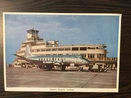 AK  AERODROME  AIRPORT DUBLIN - Aerodrome